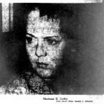 Mariann Colby, Cremer's killer.