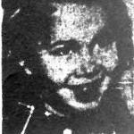 8  year old Sheila Ann Tuley, murdered in 1948 by Harold Beach